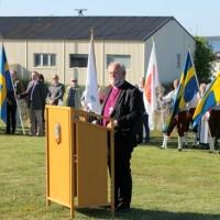 Biskopen Sven-Bernhard Fast